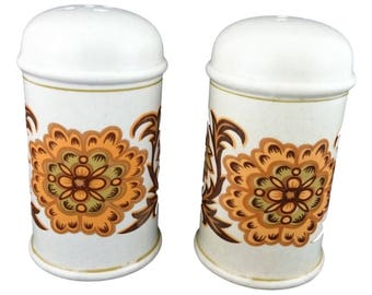 Woodland pattern Salt & Pepper Shakers from Midwinter