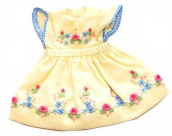 6 inch doll dress - AG Doll Dress - Madame Alexander Doll Dress