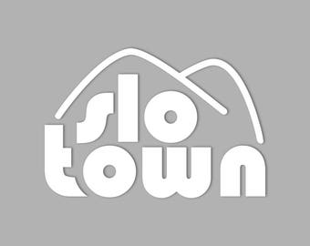 SLO Town Hills