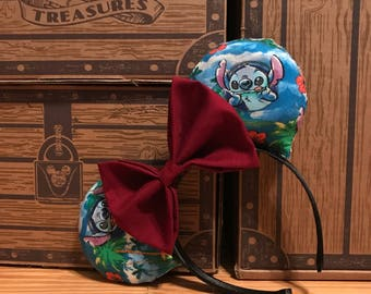 Stitch Mouse Ears
