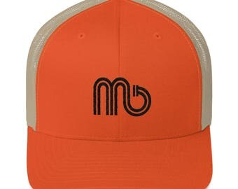 More Graphics Trucker Cap