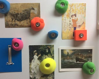 Climbing hold magnets (5-pack)