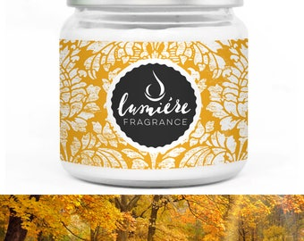 Autumn Afternoon 100% Soy Candle
