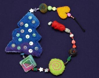 Magical Christmas Garland-enchanting Christmas garland k03