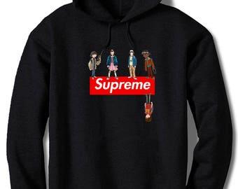 Supreme box logo shirt,Supreme Stranger Things the upside down shirt,Supreme Hoodie,Stranger Things shirts,Supreme shirts