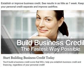 Business Credit Builder Program