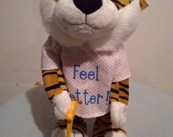 Zoo Tunes FEEL BETTER TIGER(Animatronic)