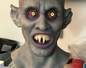 Mr. Barlow from Stephen King's Salem's Lot Silicone Bust