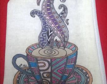"Pocket ""Cup of Tea"""