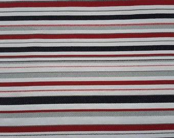 50cm x 140cm - Les stripes fabric