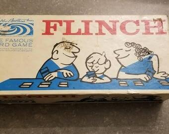 Vintage 1963 Flinch Card Game