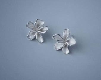 Apple Blossom Earrings (small)