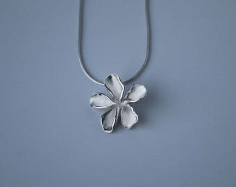 Apple Blossom Pendant (small)