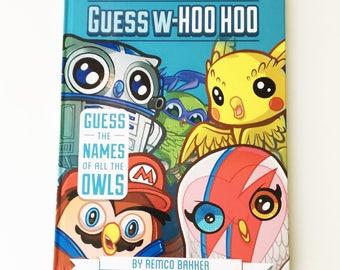 Guess W-hoo hoo Book