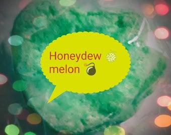 Honeydew Melon Bath Bomb