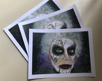 Mary Shaw 9x12  Prints
