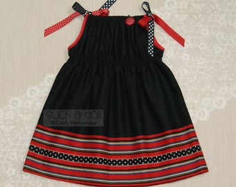 Toddler Girls Dress | Toddler Girl Clothes | Pillowcase Dress | Toddler Dress | Empire Dress | First Birthday | Vintage Fabric