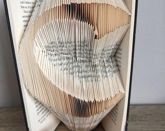 Letter C Folded Book