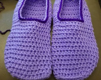 Simple Slipper Socks