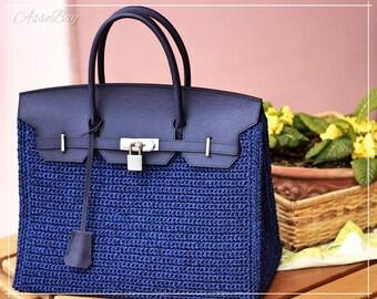 Italian 100% handmade bag