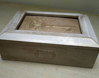 BOX casket keys