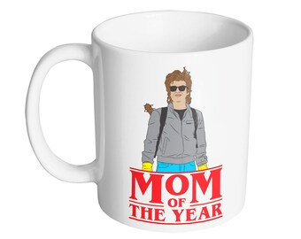 Mom Of The Year Steve 11oz. Coffee Mug