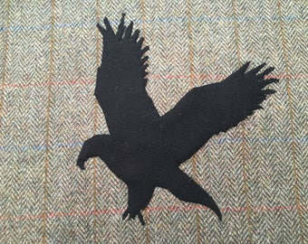 Eagle Harris Tweed Cushion