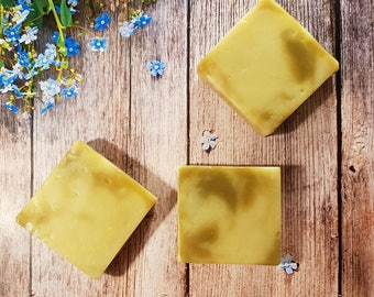 Bergamot & Green tea soap