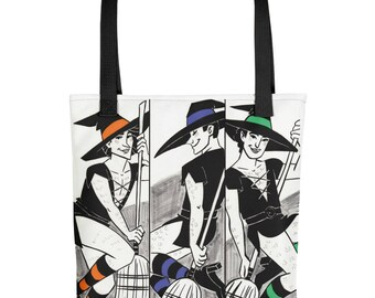 Witches Tote bag