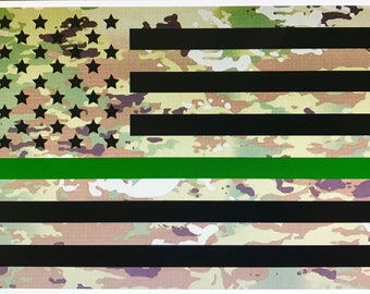 Green Line a Vet - Branch Edition