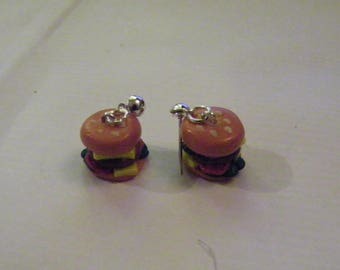 Earring - Hamburger