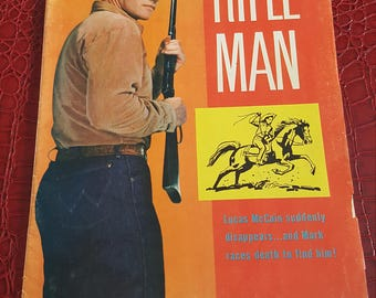 1963  Sell it yourself RIFLEMAN (1963 Series) #14 Good Comics Book