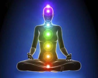 Customized Chakra Balancing Illumination Healing Session