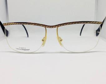 Laura Biagiotti Rare Eyeglasses