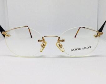 Giorgio Armani Rare eyeglasses vintage