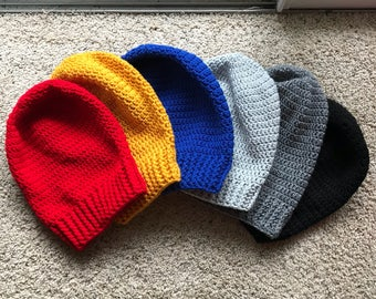 Slouchy Beanie, beanies, winter hats