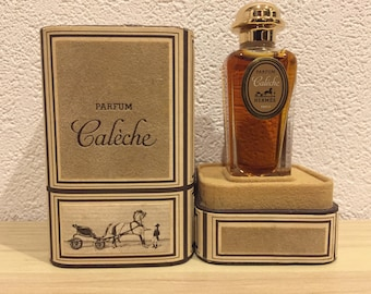 FREE SHIPPING - Hermes Caleche Perfume - .5oz/15ml - Rare Vintage