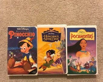 Walt Disney Masterpiece Collection Combo
