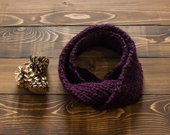 The HARTLEY Infinity Scarf