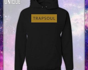 TRAPSOUL Hoodie Sweatshirt-Unisex