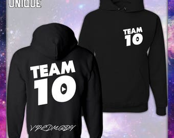 TEAM10 Hoodie Sweatshirt-Unisex