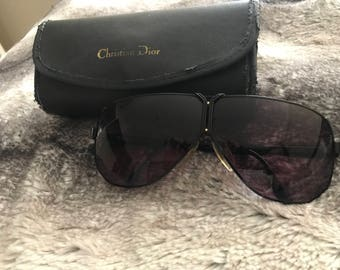 Vintage Christian Dior sunglasses 2502