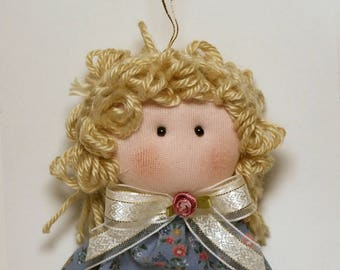 Aunt Micah Doll ornament and Decoration