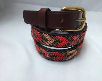 Hand made Belts