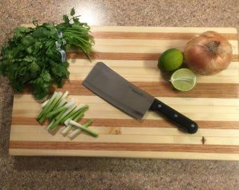 Solid Wood Cutting Board