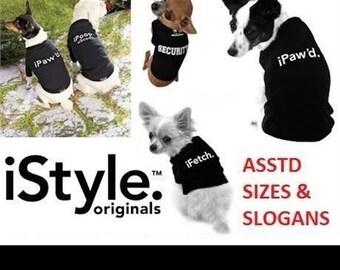 iStyle Dog Shirts