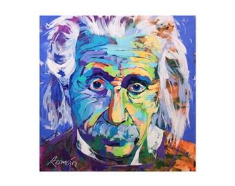 Studio of Albert Einstein