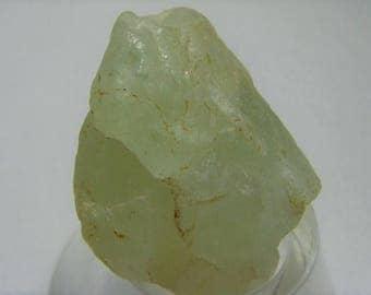 62 carat Aquamarine crystal Natural termination crystal reiki healer chakra lapidary