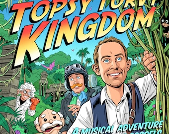 Michael and the Topsy Turvy Kingdom