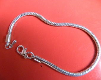 non adjustable snake bracelet